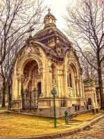 HDR Pere-Lachaise Paris 2 by jdesigns79