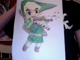 Link by DCFangirl01