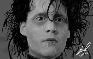Edward Scissorhands by FajitaPitaGuy