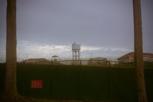 Water Tower, Vintage by baby-drummer23