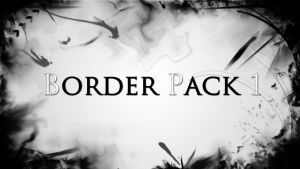 Borders Pack by AQWmim