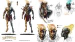Skywind - Unfinished Lord Vivec Concept Art by SethNemo