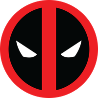 Deadpool Logo 1 Fill by mr-droy