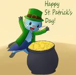 St. Patrick's Day! by Trozte