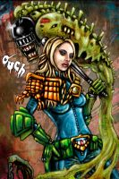 judge anderson by chaingunchimp