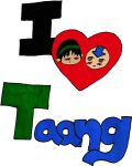 I Heart Taang by BobDoesTheArt