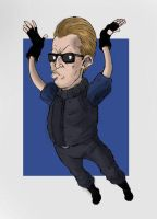 Albert Wesker by TheKidIsGreen