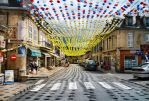 Street in Montignac - 1 by BenHeine