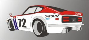 Datsun 240Z preview 2 by Fox-McIntyre