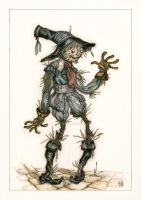 Scarecrow by TheHermitage