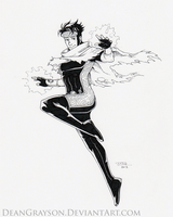 Commission - Billy Kaplan by DeanGrayson