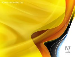 Adobe Fireworks CS3 Style by deadPxl