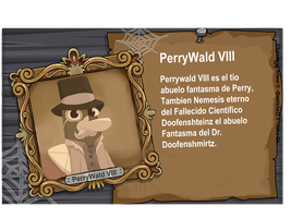 PerryWald by Beatriche22