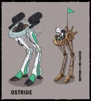 Ostride by aimee5