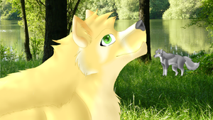 Random Forest Wolves by Wolven-Sorceress
