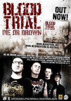 Bloodtrial Die or Drown promo by MisterDedication