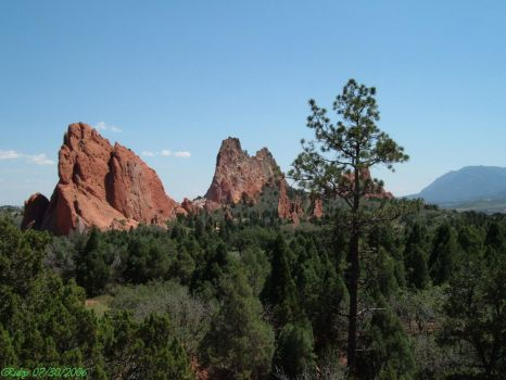 Garden of the Gods by Othello-3D