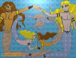 Under the Sea Lovers by Kenshins-Soul