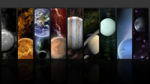 The Planets by samuelkowal906