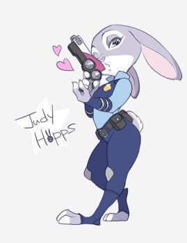 Judy2 by Umintsu