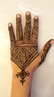Fessi Moroccan Style Henna by A-w0man