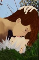 Kiss by melissen