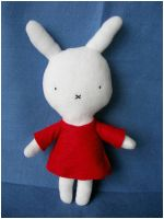 Miffy by elbooga