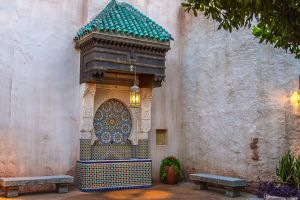 Morocco at Dusk by Earth-Divine
