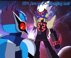074 - Are you Challenging Me? by Kamira-Exe