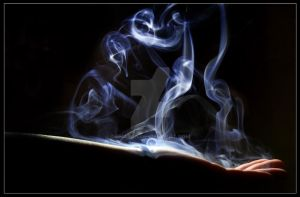 Smokin Palms by sharan