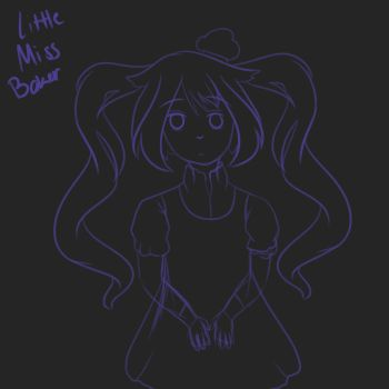 Little miss baker WIP by CHINA168