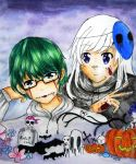 :CE: Happy Halloween! by AKILARUP