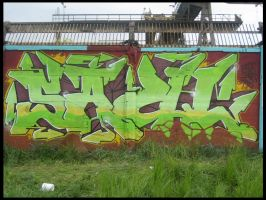 GrafFest Saul by TheSaulOne