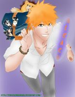 Bleach- Ichigo 505 by hinataconsuegra