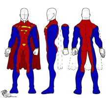 Superman Concept 1 by eiledon