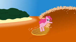 Pinkie Waffling by Secret-Asian-Man