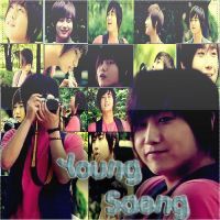 Blend Young Saeng SS501 by KZaii