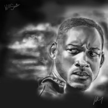 Will Smith by JD3366
