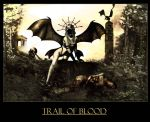 -trail of blood - by st-frantic