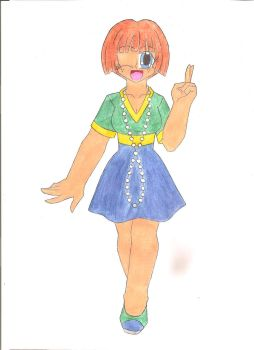 Mimi Mortin by animequeen20012003