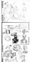 sketch pages2 by bolognafingers