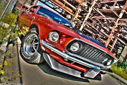 Ford Mustang by AljoschaThielen