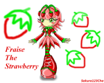 Fraise The Strawberry Returns by Sakura123Cha