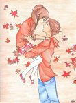 .:PC:. Autumn Lovers by Nabby1999