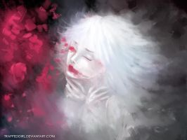 My World Is Fading Away by TrappedGirl
