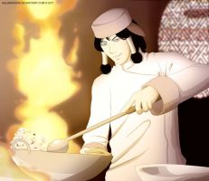 Chinese Chef by AquaWaters