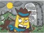 Twinkie The Kid {Ressurection} Sketch Card by kylemulsow