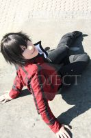 Lelouch Civilian by GuardianOfCloud