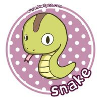 Chinese Zodiac: Snake by CrappyMornings