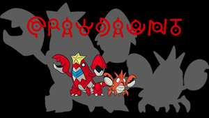 Crawdaunt Background by JCast639